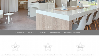 Website Body & Vital Medispa in Houten